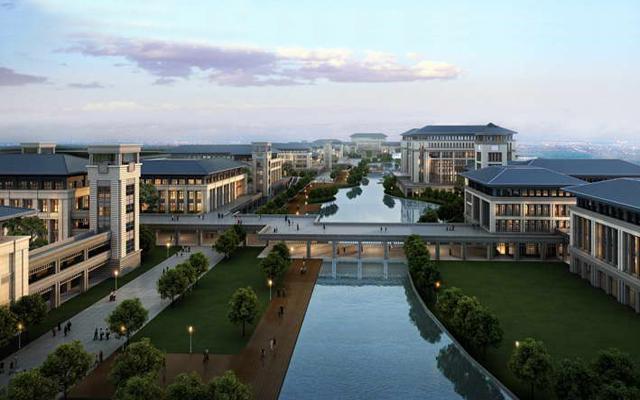 澳门大学横琴校区是2009年6月,中央批准澳门大学在广东珠海横琴岛上建设新校区,并授权特别行政区政府在新校区内实施澳门法律和行政体系。 新校区占地1.0899平方公里,总建筑面积约82万平方米,2009年12月20日奠基,是粤澳合作重点项目之一。新校区包括体育馆、图书馆、10个住宿式书院及师生配套宿舍。以一条长1.